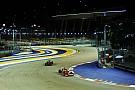 Limites de la piste - La FIA serre la vis à Singapour