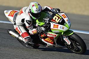 Superstock 600 Ultime notizie Michael Ruben Rinaldi domina le qualifiche di Jerez