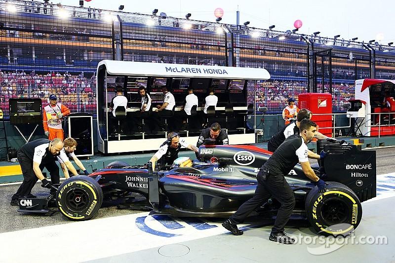 Q1 - Les deux McLaren qualifiées!