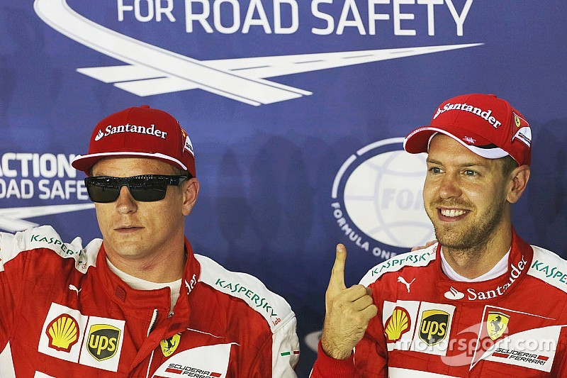 """Arrivabene - """"Mercedes garde mon respect; ils restent la meilleure équipe"""""""