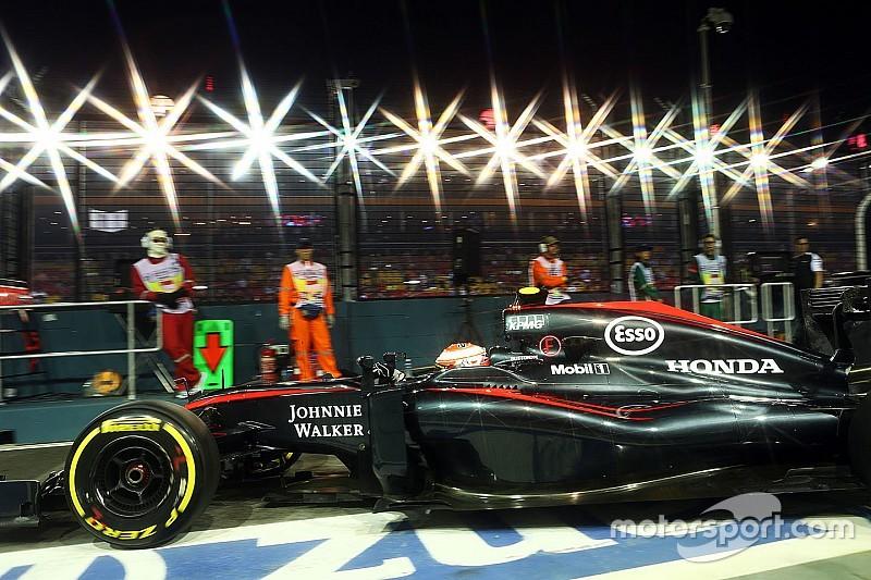 """Button afirma que lo visto en Singapur es """"lo que la F1 necesita"""""""