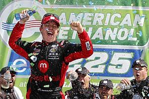 NASCAR Truck Race report John Hunter Nemechek coasts to first NASCAR Truck win