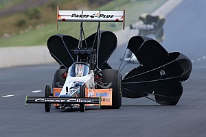 NHRA Qualifying report Johnson Jr., Millican, Anderson And Savoie race to qualifying leads at Carolina Nationals