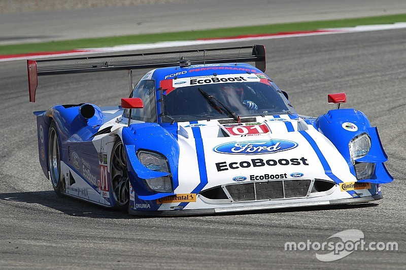 Redemption for Ford and Ganassi Racing with IMSA Lone Star Le Mans win