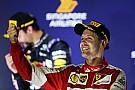 Vettel atacará en el resto del calendario