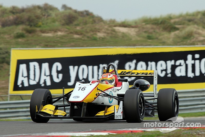 Maini happy with Masters of F3 performance