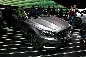 Auto Actualités Mercedes-Benz envisage un nouveau SUV de luxe