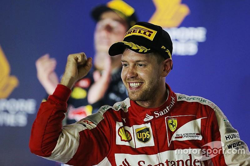 """Ferrari momentum """"wonderful"""" for F1 - Mansell"""