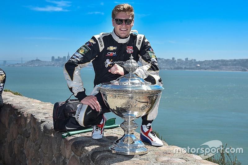 Ньюгарден остаётся в CFH Racing