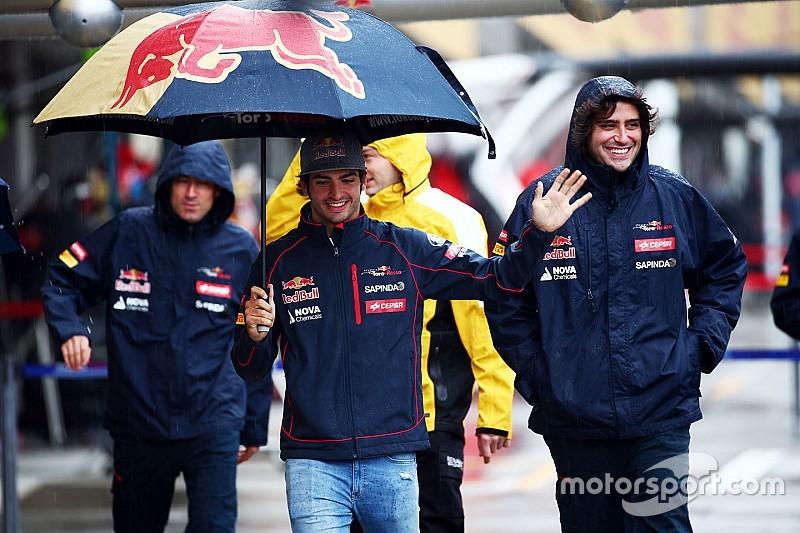 """Sainz dice que no hay problemas con """"el chico malo"""" Verstappen"""