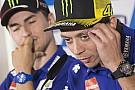 Rossi compara la lucha con Lorenzo como la que vivió con Stoner