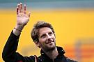 Grosjean se diz feliz com decisão sobre futuro na F1