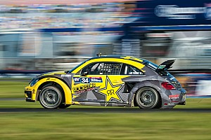 Global Rallycross Breaking news Volkswagen Andretti Rallycross and Tanner Foust sign contract extension