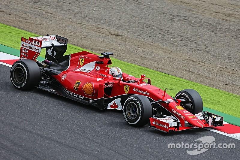 Vettel satisfait après une course