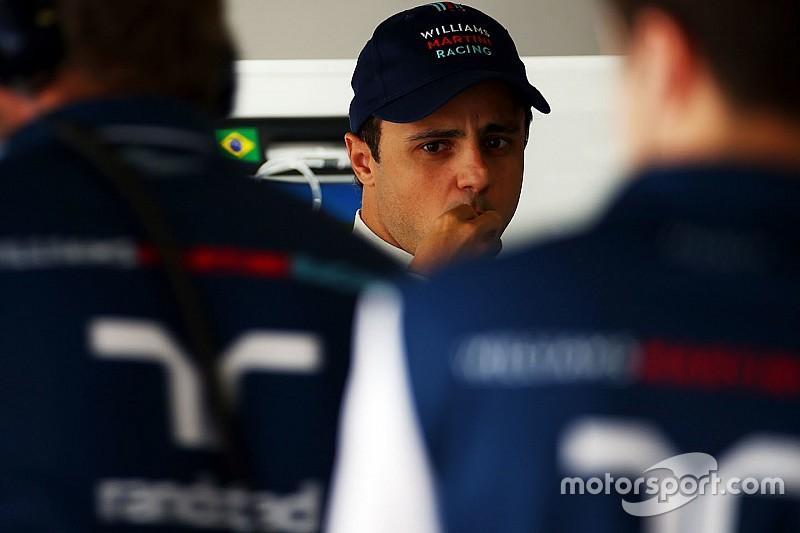 """Massa dice que continuó en Japón """"de milagro"""""""