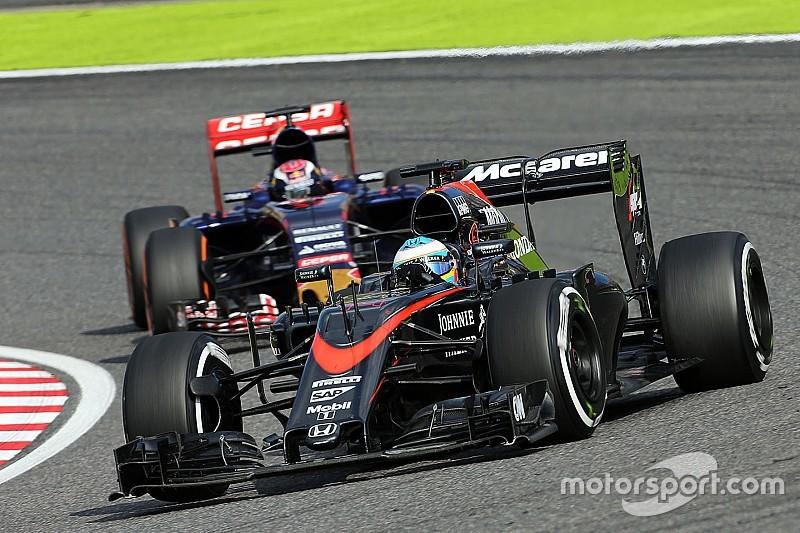 Alonso s'oppose à la diffusion des conversations radio