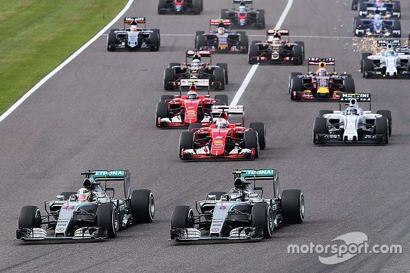 Déficit energético daño Rosberg en el inicio