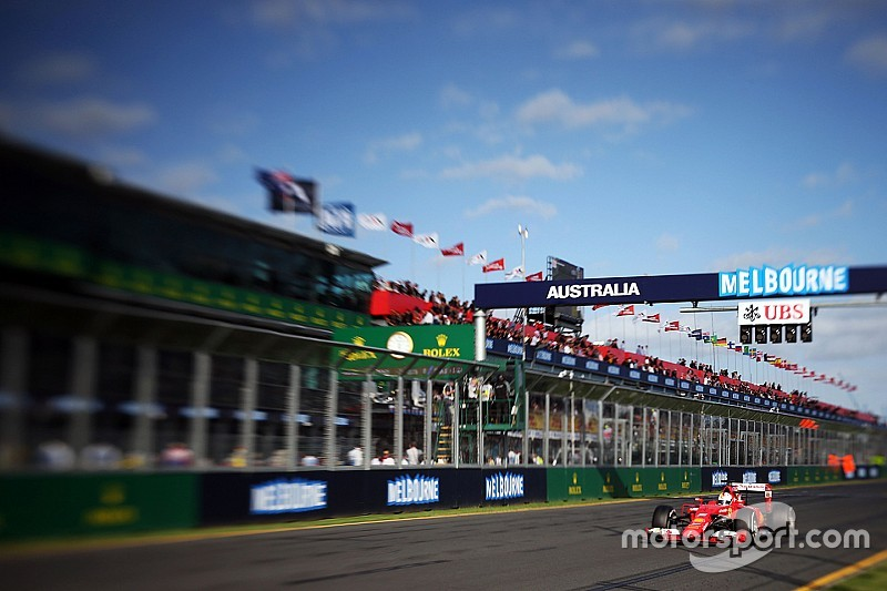FIA调整2016年F1赛历 揭幕战提前两周