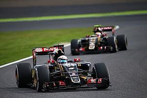Formula 1 Breaking news Lotus has