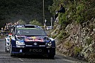 Corsica, PS5: Volkswagen riparte con una tripletta