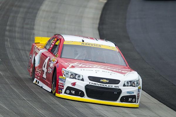 NASCAR Cup Kevin Harvick réussit l'exploit de gagner à Dover