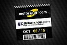Motorsport.com e GPticketShop.com annunciano una partnership globale