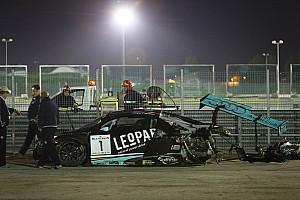 Blancpain Sprint Actualités  Vanthoor forfait pour la finale après son accident de Misano