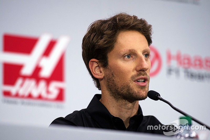 "Villeneuve doubts ""cranky"" Grosjean right for Haas"