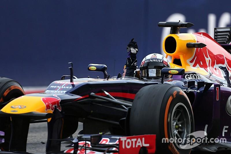 Vettel - J'ai du mal à imaginer Red Bull s'en aller