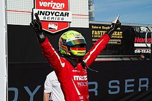 IndyCar Entrevista Campeão da Lights tenta ano completo na Indy em 2016