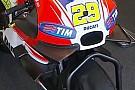 La Ducati raddoppia le alette sulla GP15