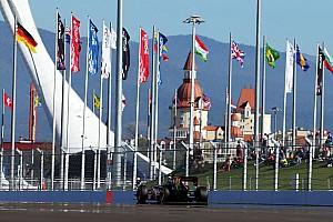 F1 突发新闻 索契考虑最早2017年举办夜赛