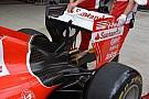 Ferrari: carrozzeria molto avvolgente nel posteriore