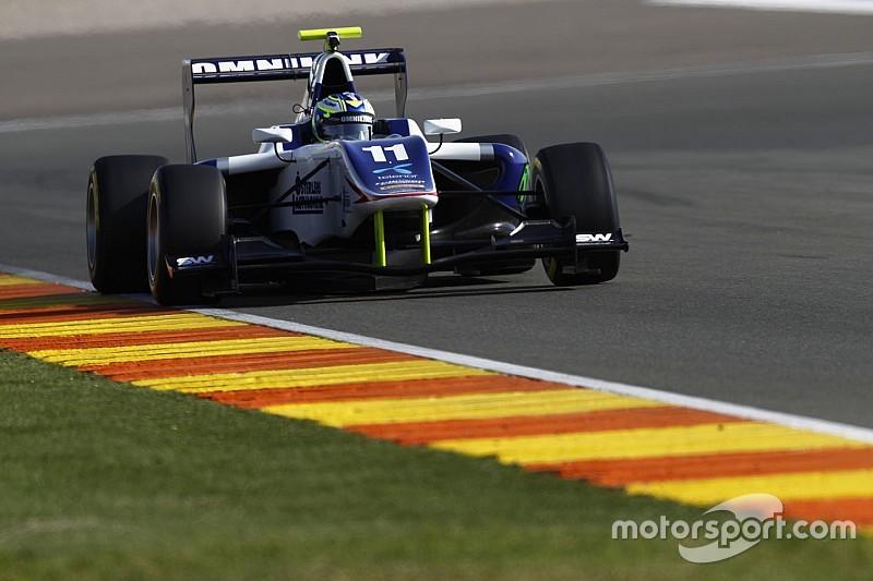 Sochi GP3: Eriksson wint, Ocon opnieuw tweede