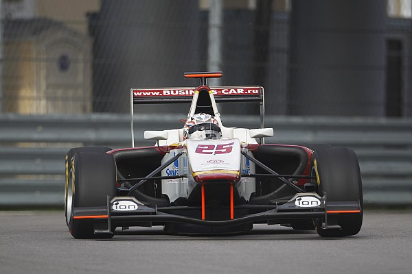Терещенко: В GP3 сложно, но я доволен