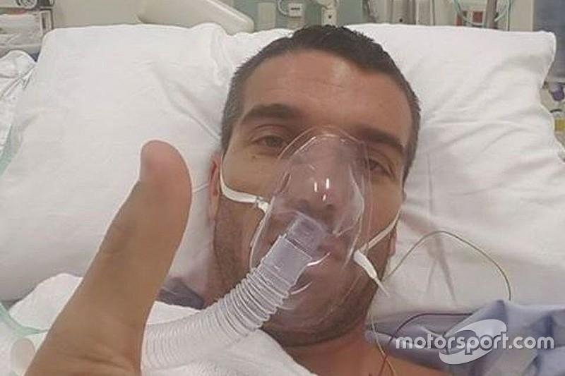 "De Angelis su Facebook: ""Tranquilli che non mollo!"""