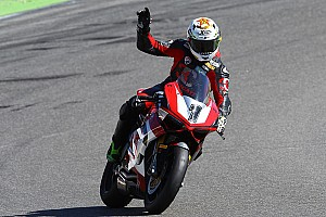 Superbike IDM News Xavi Fores wird Gesamtzweiter der Superbike IDM 2015