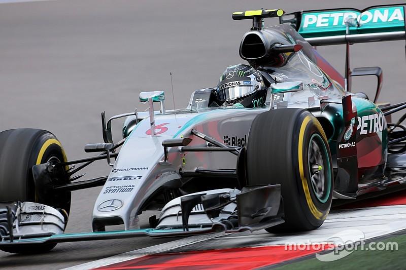 "Rosberg: ""Mercedes se torna uma equipe histórica da F1"""