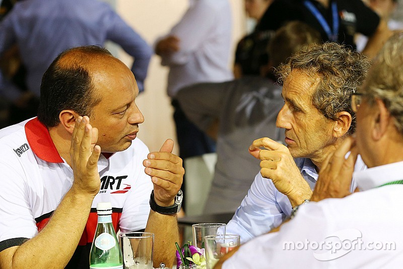 """Exclusive: Panis says ART's Vasseur would """"do the job"""" for Renault F1"""