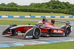 Formule E Contenu spécial Guide saison 2 - Grandes ambitions pour d'Ambrosio et Dragon Racing