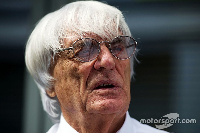 No place for democracy, says Ecclestone
