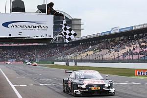 DTM 比赛报告 DTM霍根海姆第二场:威尔廉夺年度冠军 施耐德获久违分站冠军