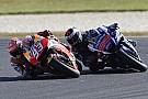 Márquez no pensó que podría alcanzar a Lorenzo en Australia
