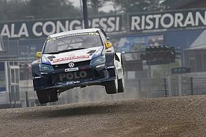 World Rallycross Résumé de course Manches 3 & 4 - Kristoffersson devant Hansen et Solberg
