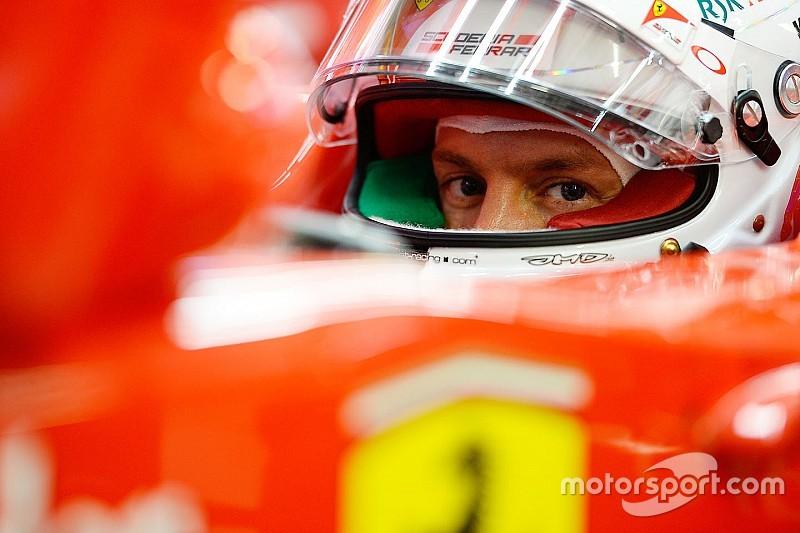Vettel - Il n'y avait aucune garantie en venant chez Ferrari