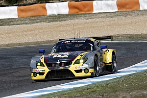 European Le Mans Race report Marc VDS take farewell victory in Estoril