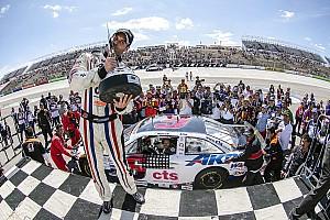 NASCAR Mexico Crónica de Carrera Victoria de Rogelio López en Aguascalientes