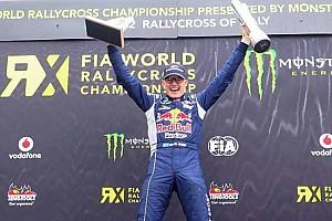 World Rallycross Ultime notizie Kevin Hansen: