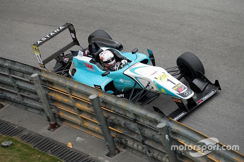 DTM-Fahrer Daniel Juncadella gibt Formel-3-Comeback in Macau