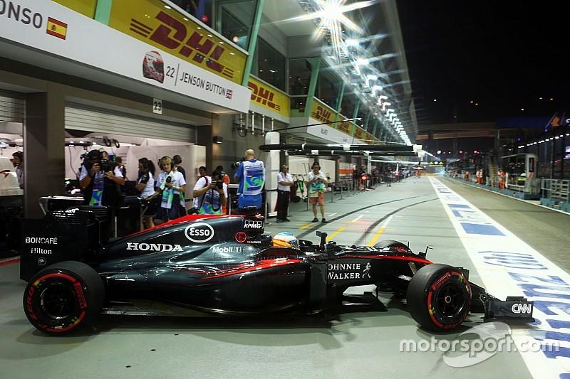 """В McLaren сумели починить две """"мёртвые"""" коробки передач"""
